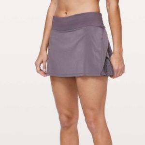 Lululemon Play Off The Pleats Skirt NWT